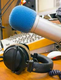 Radio Business Marketing Advertising